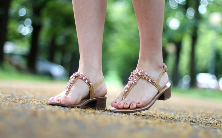 Gardini Spirit sandali gioiello per estate 2016