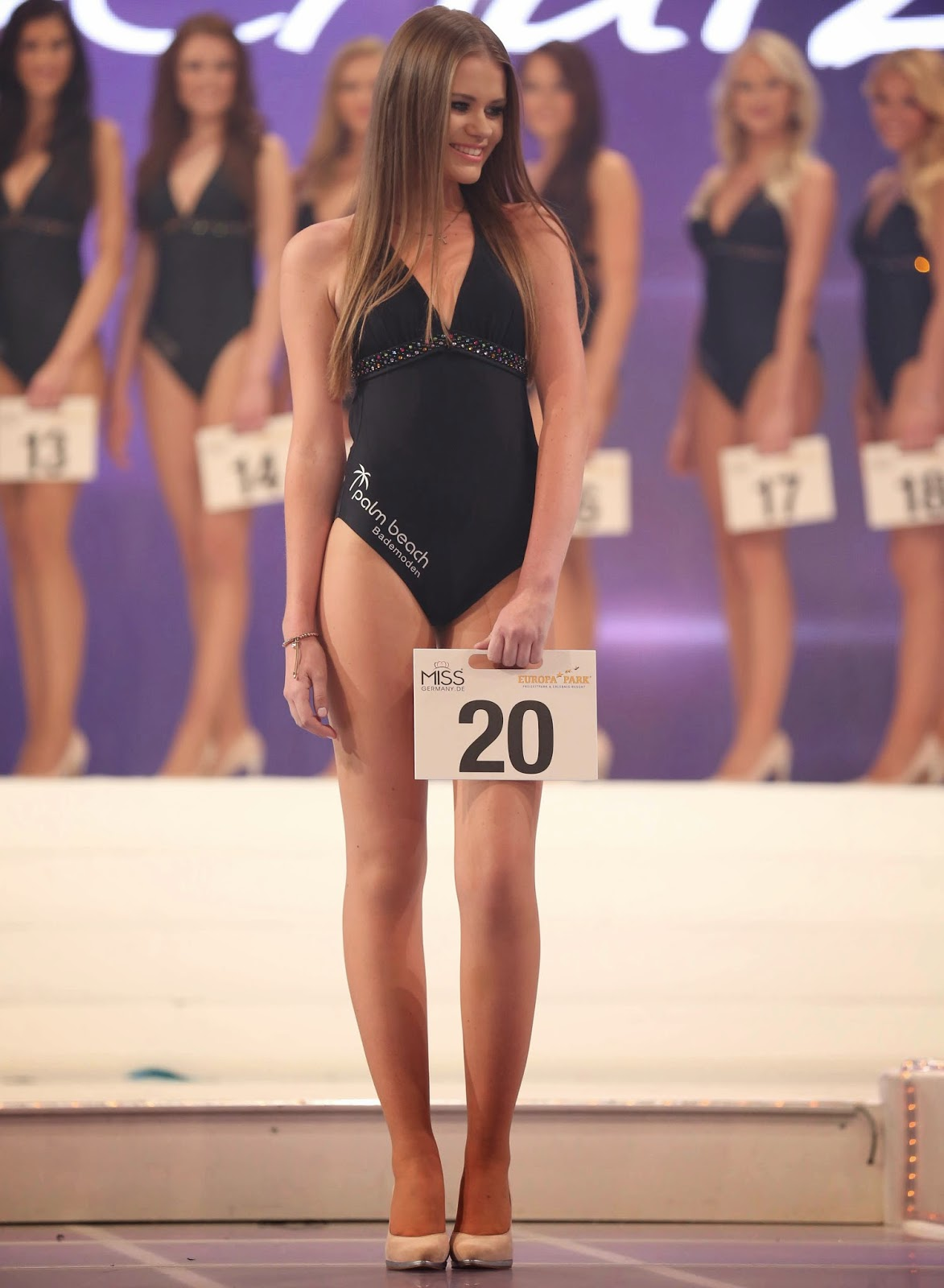 Miss Germany 2015 Has A Good Selection