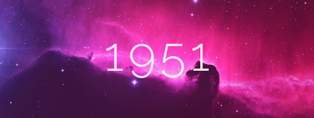 1951 год кого ? 1951 год какого животного ?