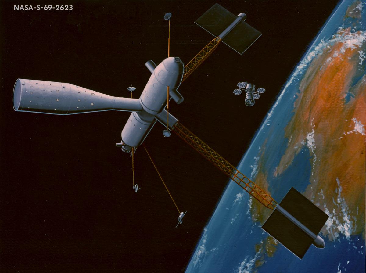"""Spaceflight History: """"Still Under Active Consideration ..."""