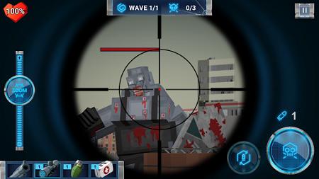 The walking zombie: Dead city Apk Mod