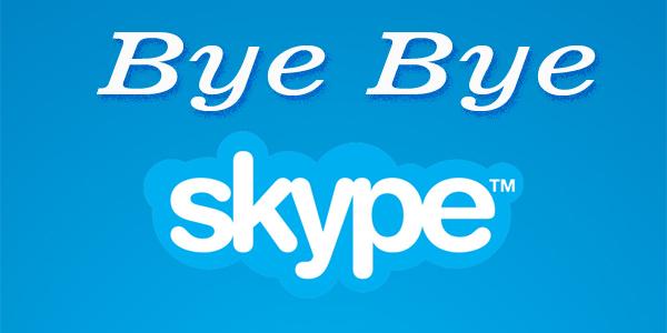 Aplikasi Skype Bakalan Berakhir Pada Tahun Depan
