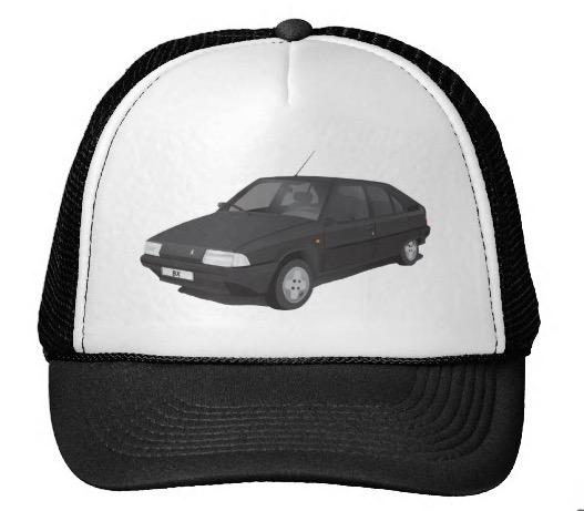 Citroen BX hat cap