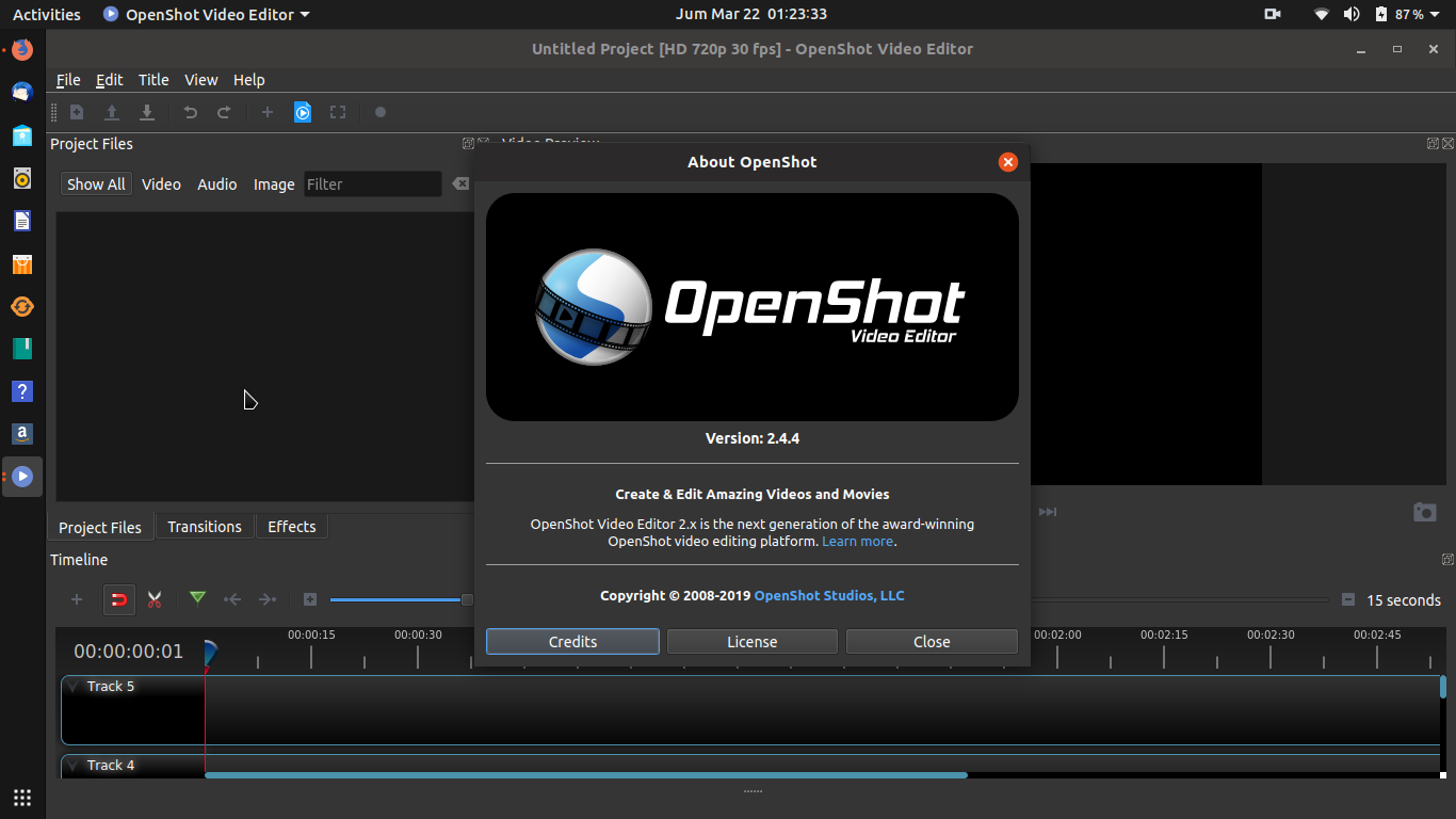 Image result for openshot