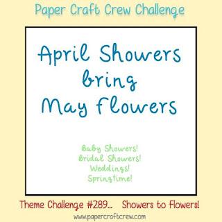 Paper Craft Crew Theme Challenge #PCC289