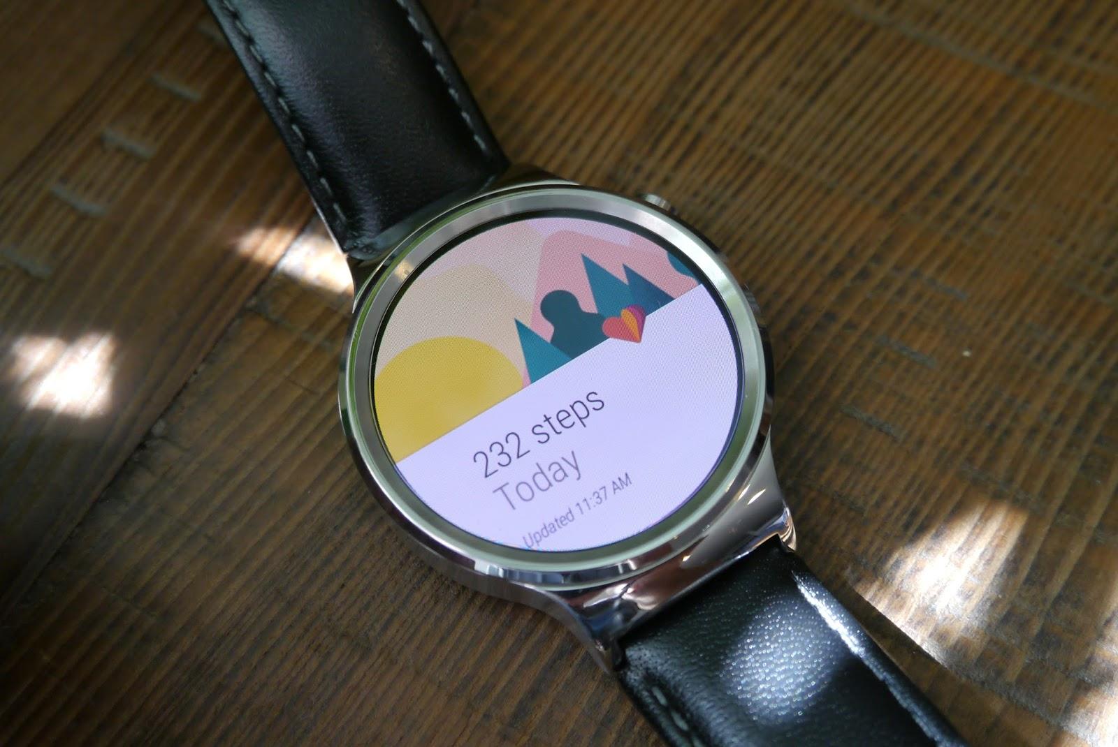 華為智慧型手錶 HUAWEI Watch 運動功能開箱測試-KNOX LIVE WILD-Knox Yang∣風格評論-GQ瀟灑男人網