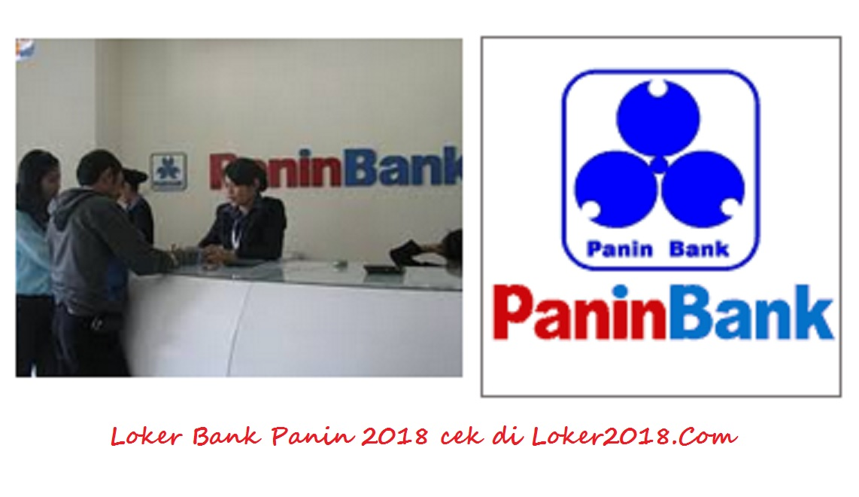 loker bank panin 2018