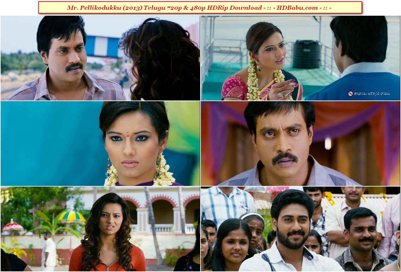 Mr Pellikodukku Telugu Full Movie Download 720p Full HD Direct Download Links