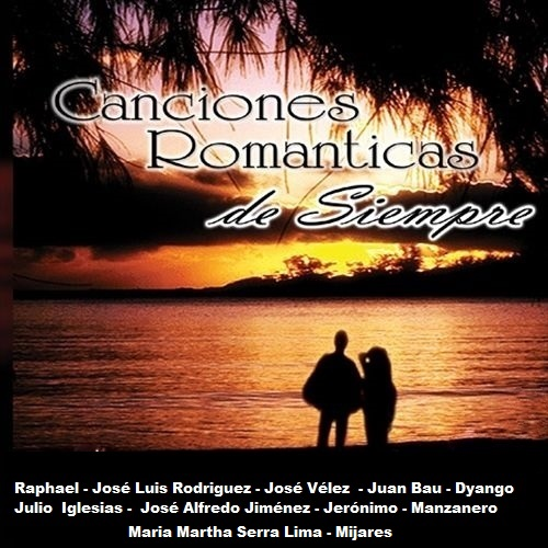 de canciones romanticas: