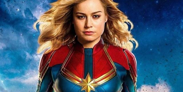 Análise Crítica – Capitã Marvel