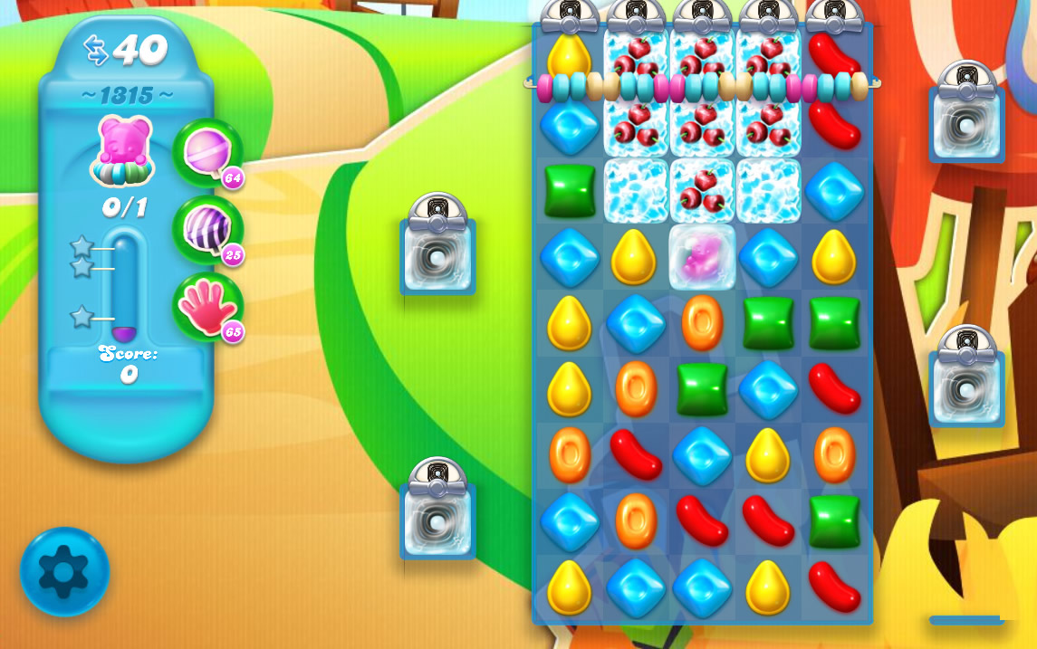 Candy Crush Soda Saga level 1315