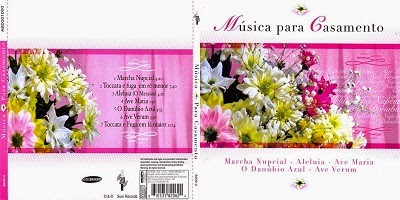 Música Para Casamento CD 2014