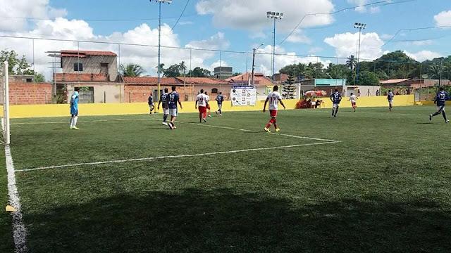 Final da 1ª Copa Arena Jaqueirão acontece neste domingo, 28, em Alagoinhas