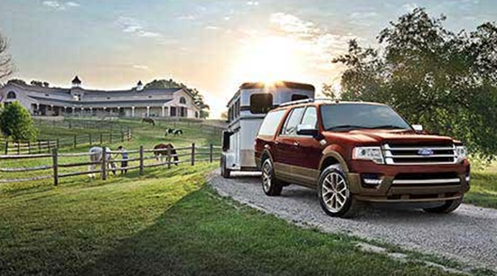 2018 Ford Expedition Performance