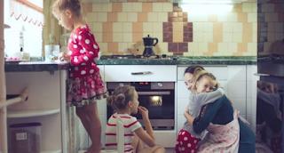 Αγαπώ την ακαταστασία σπίτι μου… γιατί οφείλεται στα παιδιά μου!