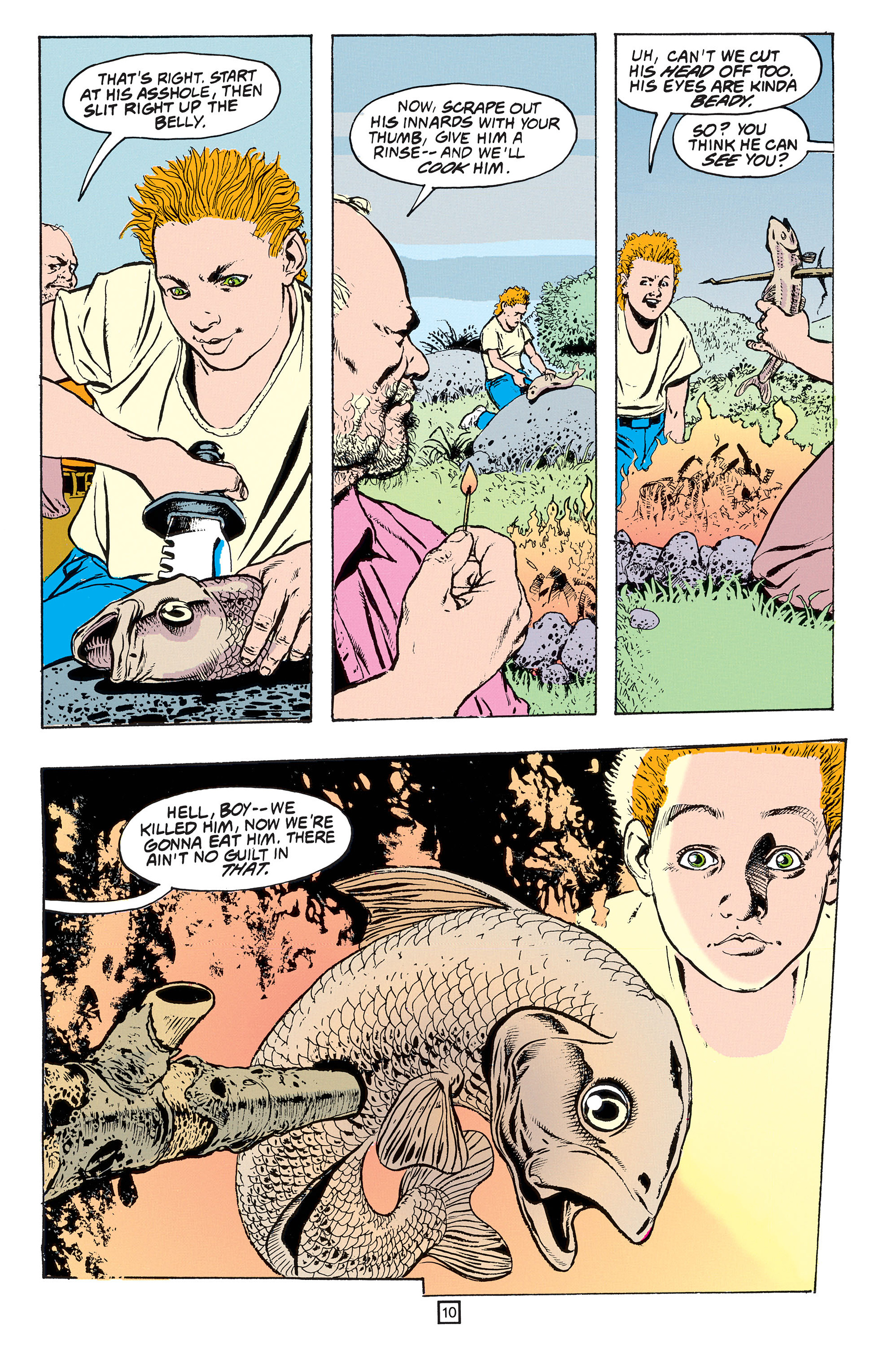 Read online Animal Man (1988) comic -  Issue #53 - 11