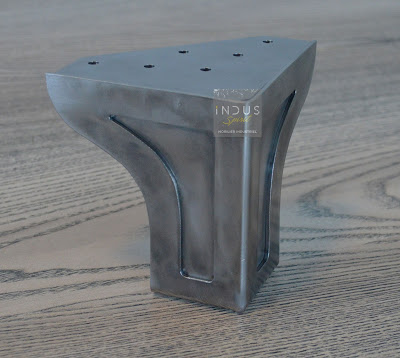 Pied de meuble type Strafor