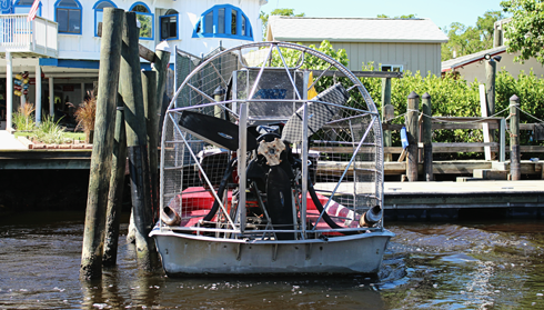 Airboat Florida Everglades City