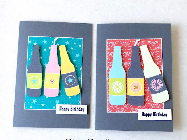 Sunday Stamping Sessions - Bubble and Fizz