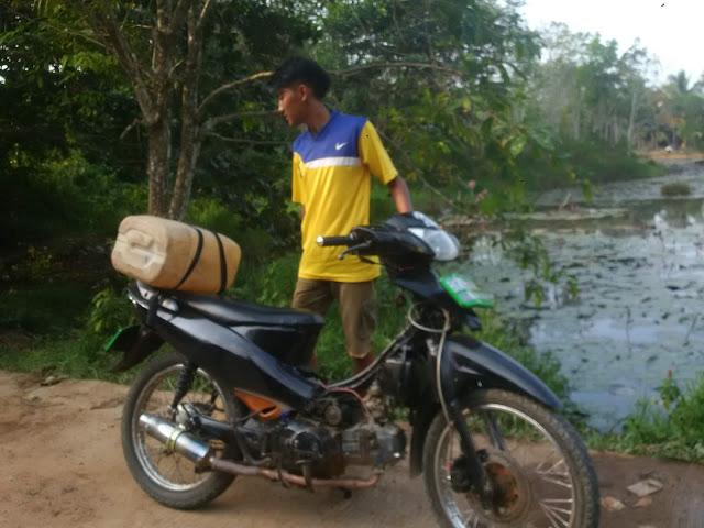 Akibat Musim Kemarau Krisis Air Bersih