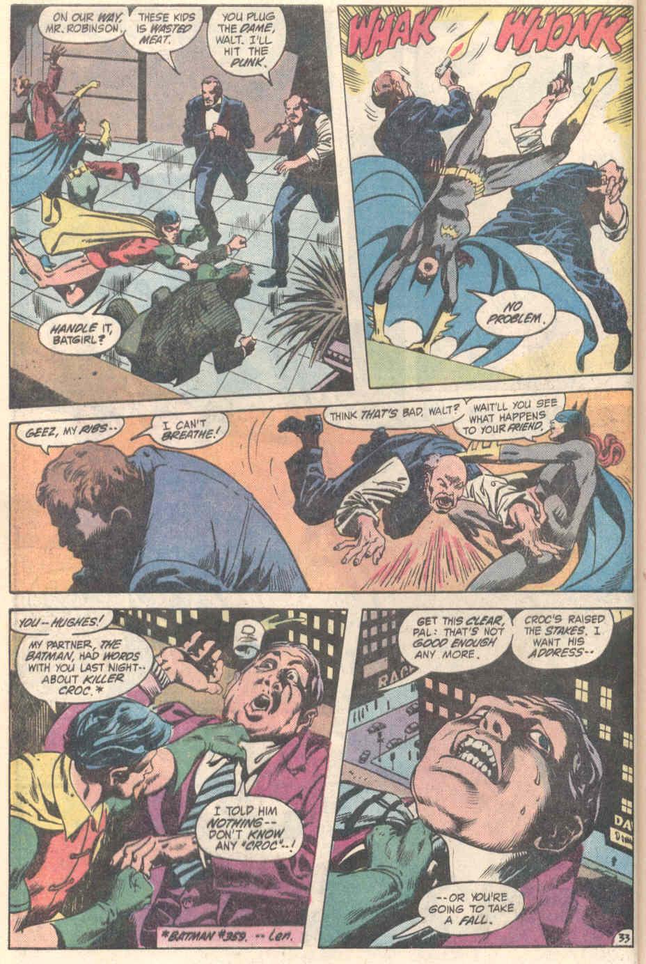 Detective Comics (1937) 526 Page 33