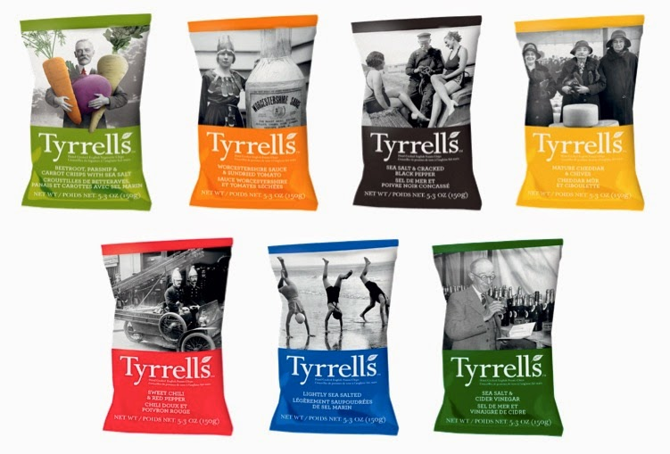 Tyrrells English Chips Review