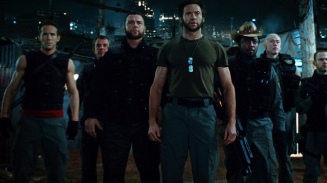 Así sería de manera lineal la biografía de Wolverine en XMen