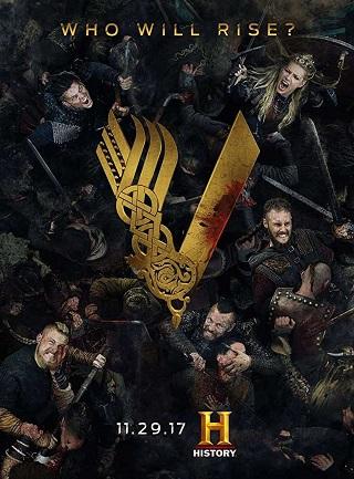 Vikings EXTENDED S01E07 Dual Audio Hindi 350MB BluRay 720p
