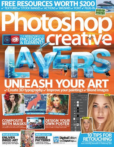 Download Photoshop Creative Issue 138, 2016 PDF