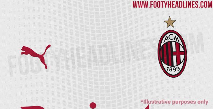 Milan 20 21 Home Away Third Kit Designs Shorts Leaked Footy Headlines