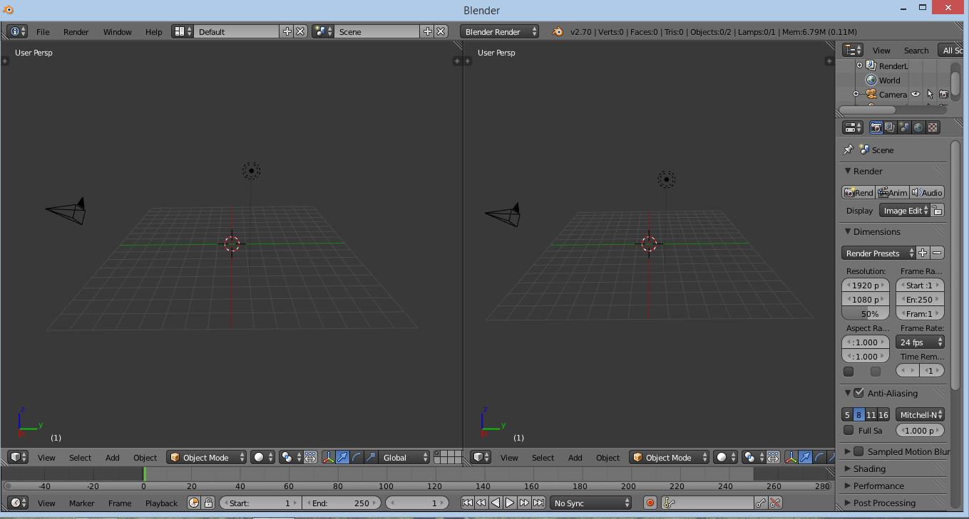 Cara Membuat Pohon dengan Blender 3D - Share For All Blog