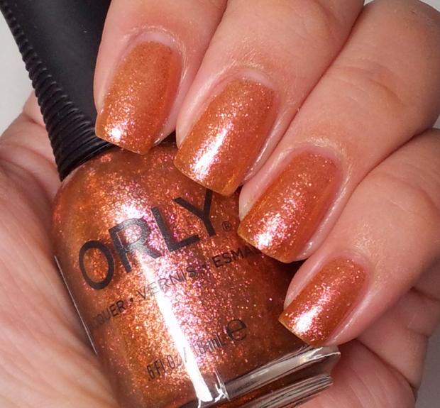 orly smoky - brush it on