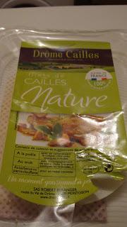 Drôme Cailles