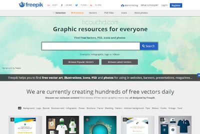 5 أفضل المواقع لتحميل ملفات فيكتور (Vector) مجانا