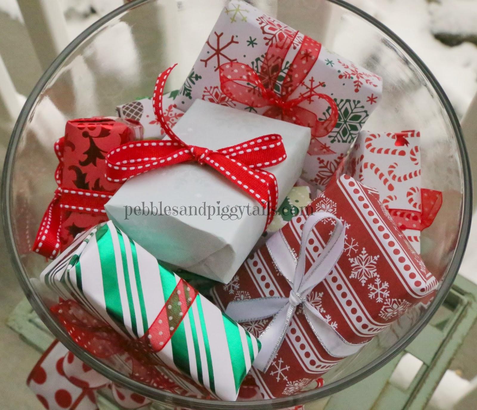 5 Christmas Decor Ideas Using Scrapbook Paper Making Life Blissful