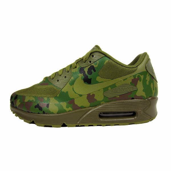 4a043a980c8cea ... which are found on both the shoes and their boxes. Japan s camo print  was first issued in 1991
