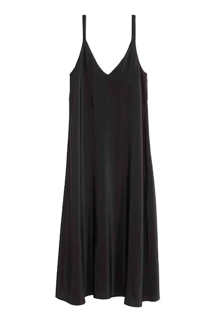 H&M V Neck Dress