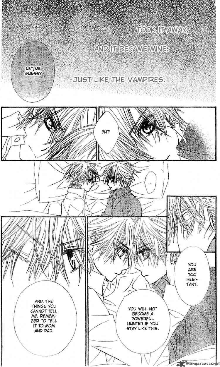 Vampire Knight 040