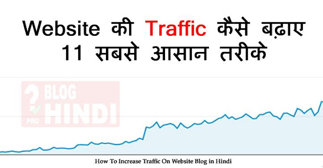 website ki traffic kaise badhaye, blog ki traffic kaise badhaye, how to increase website traffic in hindi, website ki traffic badhane ke tarike, blog ki traffic badhane ke tarike