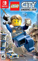 LEGO City Undercover Game Switch Cover (1)