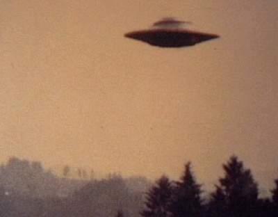 Penculikan Oleh Alien