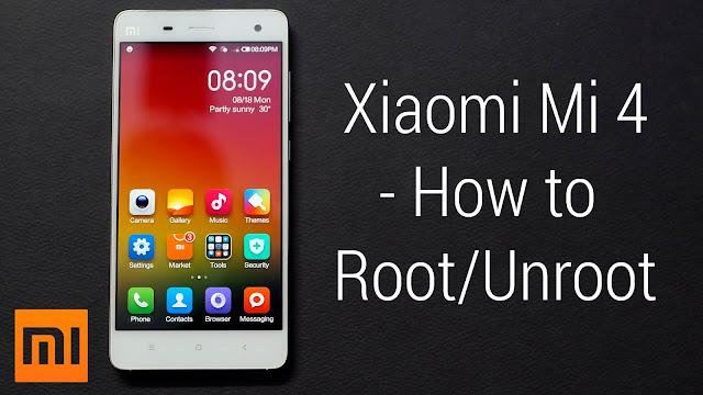 Kamu Punya Xiaomi Mi4 Tapi Belum Root? Ini Tutorial Root Mi4 Super Lengkap Khusus MIUI 7: 100% Berhasil