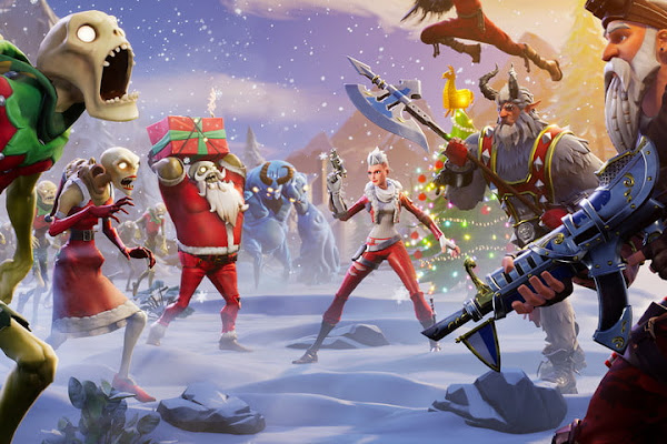 "Fortnite updated (7.10) with ""14 Days of Fortnite"" event and a rotation of limited-time modes"