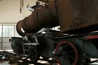 Locomotora la Palomar - Tren Minero - Utrillas.