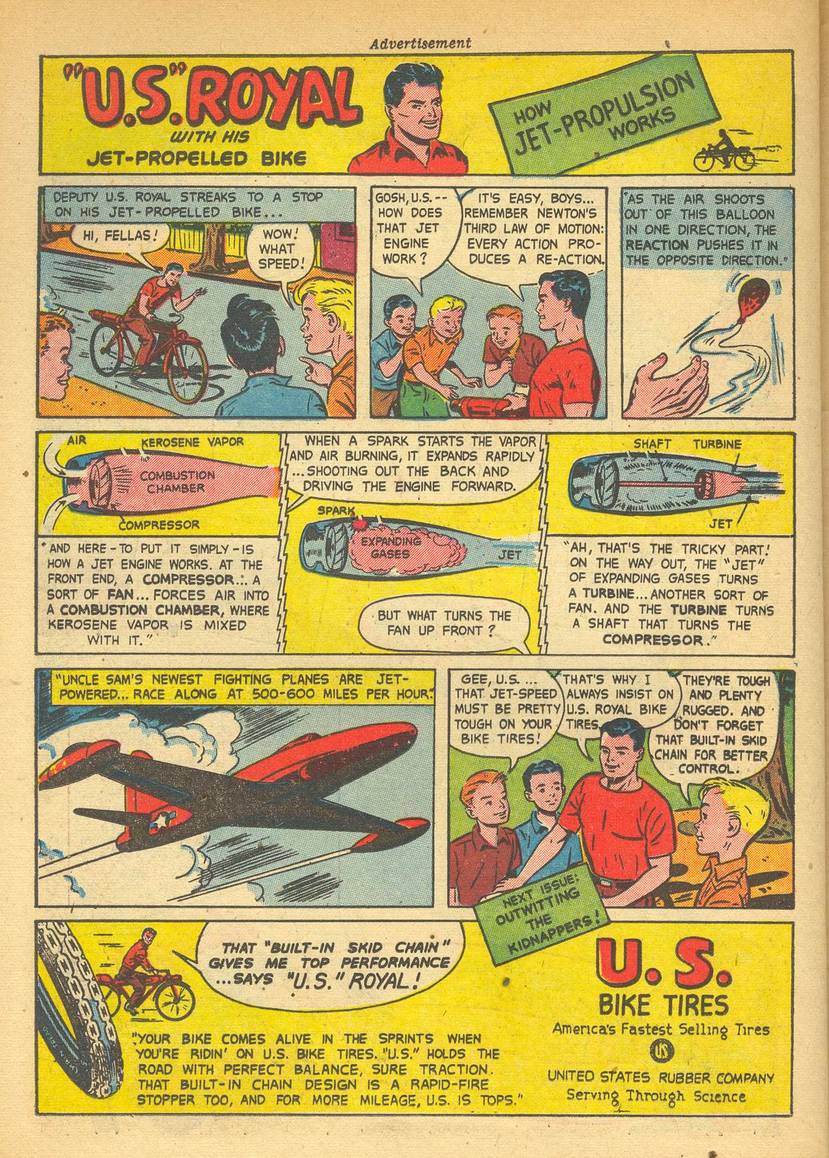 Read online Action Comics (1938) comic -  Issue #109 - 38