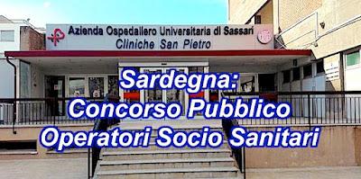 Concorso OSS Azienda Ospedaliero Universitaria Sassari (scrivisullapaginadeituoisogni.blogspot.it)