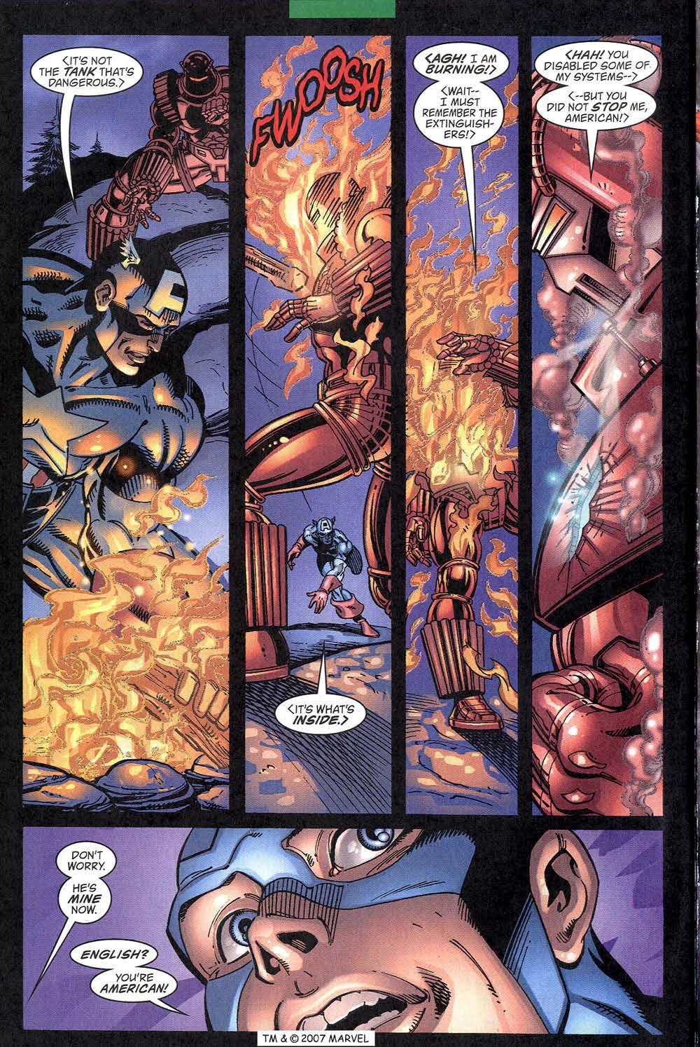 Captain America (1998) Issue #42 #49 - English 28