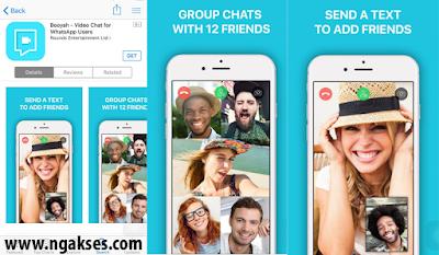 Video Call Menggunakan Whatsapp