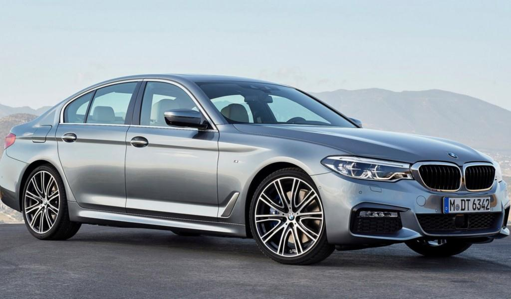 BMW M5 (g30), 2017's Hottest Cars.