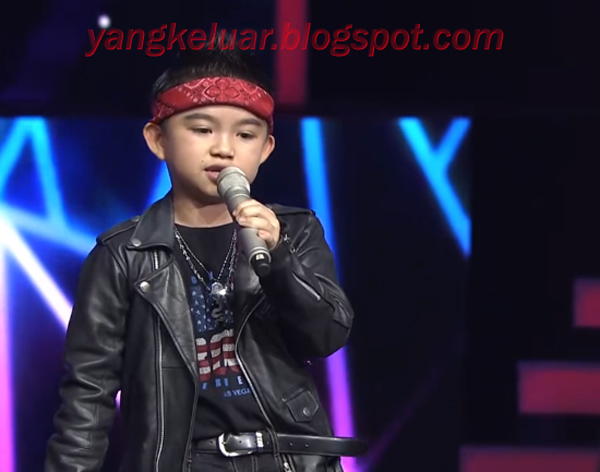 moses TVKI the voice kids indonesia